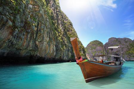 Voyage Concept plage tropicale, la Thaïlande