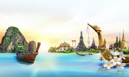 タイ、概念