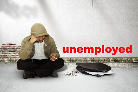 unemployment: unemployment, concept Stock Photo