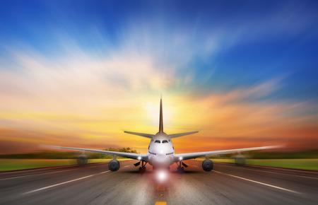 Flugzeug-Konzept Standard-Bild - 46026110