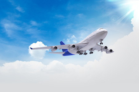 airplane, concept