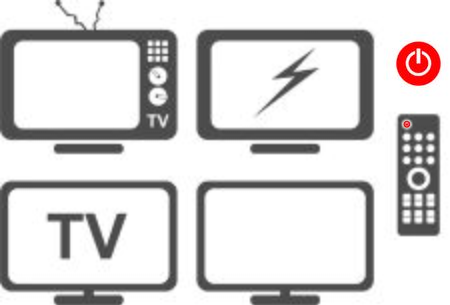 tv set: tv set
