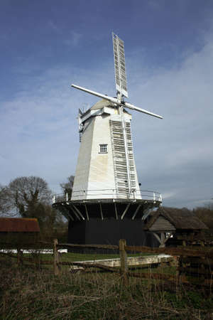 sussex: windmill shipley west sussex
