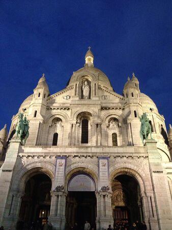 sacre: Basilica of the Sacre Coeur, Paris