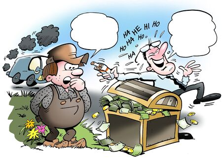 satire: The state grabs your money on taxes
