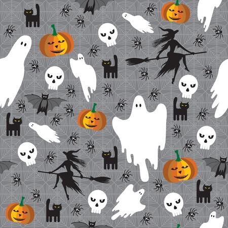 Halloween vector icons Vector