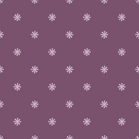Christmas seamless pattern with snowflakes photo