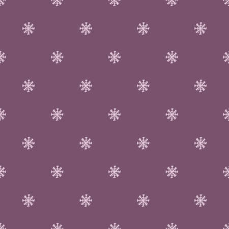 christmas seamless pattern: Christmas seamless pattern with snowflakes