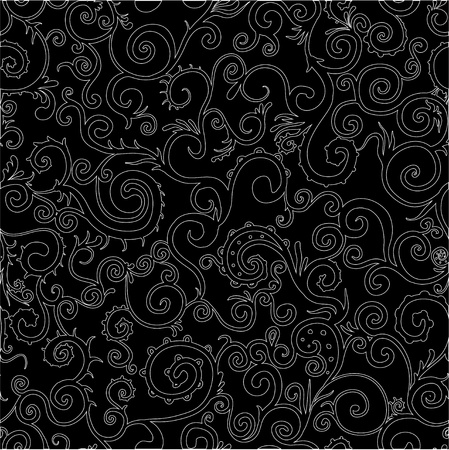 Seamless pattern can be used for textiles, wrapping paper, wallpaper, pattern fills, web page background, surface textures  Easy to edit  Illustration