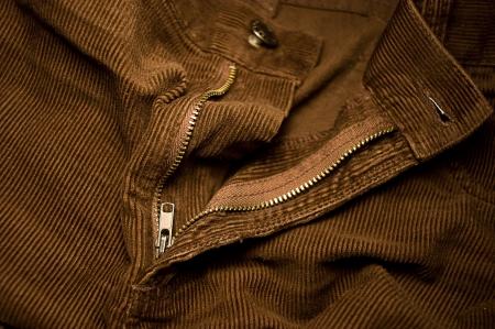 Velvet pants Stock Photo
