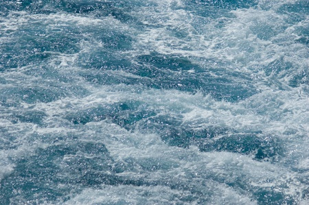 turbulence: Sea water
