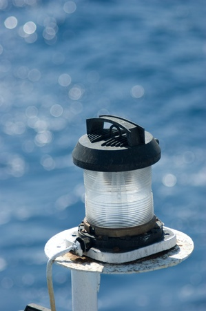 electroplating: Sea lamp