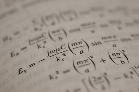 mathematics Stock Photo - 20459457