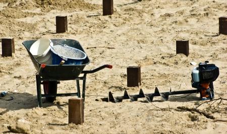 Beach preparation
