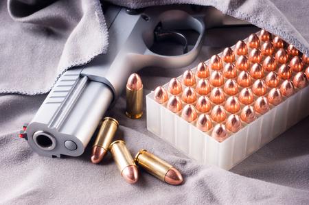 delincuencia: Pistola