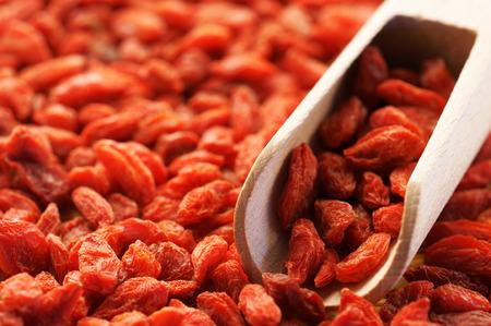 radicals: Goji berries Stock Photo