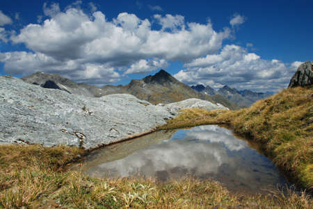 fiordland: Fiordland national park, New Zealand Stock Photo