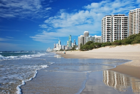 accommodation: Goldcoast, Queensland, Australia