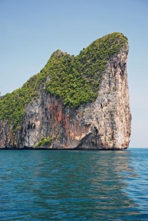 phi phi island: Koh Phi Phi island, Thailand