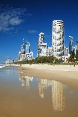 Goldcoast, Queensland, Australia Stock Photo - 13747508
