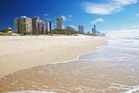 Surfers Paradise, Gold Coast, Queensland, Australia photo