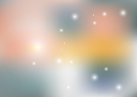 brilliancy: soft color abstract background, Vector illustration can use christmas or new year party theme Illustration