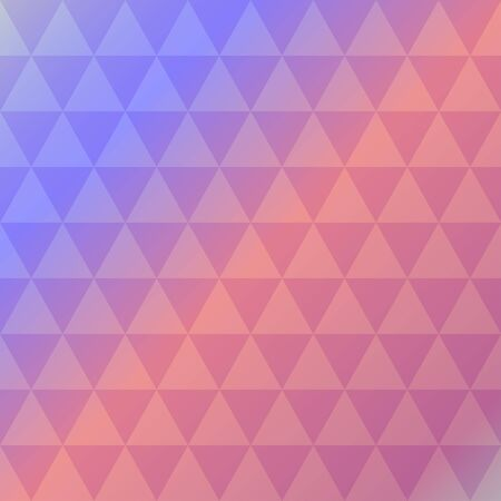 vector geometric abstract background with triangles and lines, illustration vector in flat design