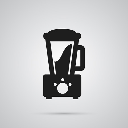 Isolated Juicer Icon Symbol On Clean Background. Vector Squeezer Element In Trendy Style.