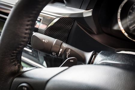 windshield: Switch controls windshield wiper