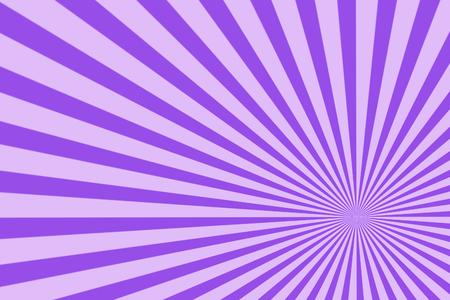 sunburst: Purple rising sun. Abstract sunburst pattern background