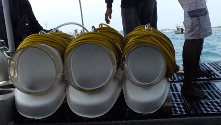 moon walker: Sea Walker Equipment
