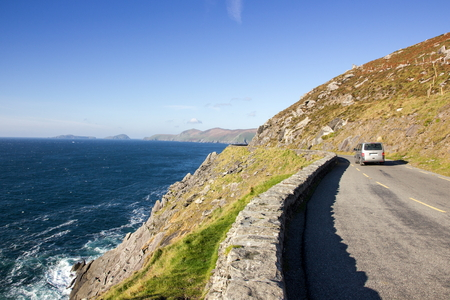 Slea head drive Dunquin and Dingle entre