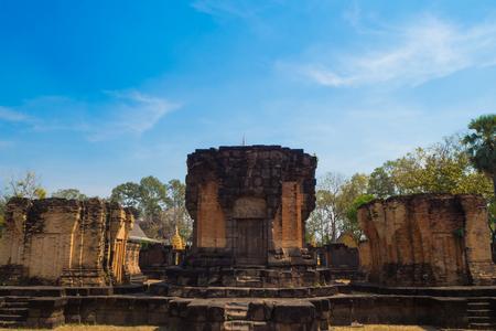 sa: Sa Kampheang Yai Castle, Sisaket Thailand