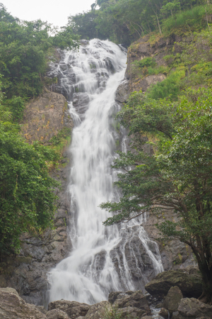 Sarika waterfall in Khao Yai Nation park, Nakhon Nyok Thailand Asia