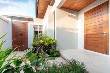 interior design House entrance Фото со стока