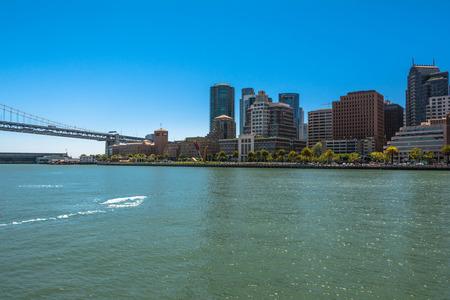 San Francisco widok z zatoki