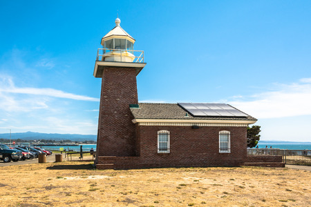 santa cruz: Lighthouse in Santa Cruz, California