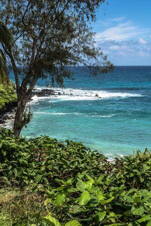 maui: Maui coast, Hawaii Stock Photo
