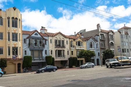 san francisco: Houses in San Francisco, California