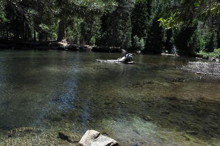 fannette: Tahoe Lake, California Stock Photo