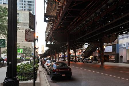 bucle: El Loop de Chicago, Illinois