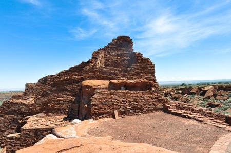 dwelling: Ancient Pueblo Ruins, Arizona
