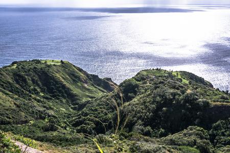 maui: Maui coast along Kahekili highway, Hawaii