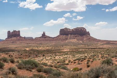 Monument Valley, Arizona, Utah Stok Fotoğraf