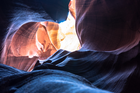 upper antelope: Upper Antelope Canyon, Arizona