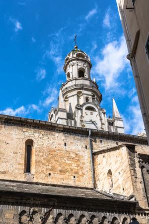 San Siro Cathedral at Sanremo, Italy