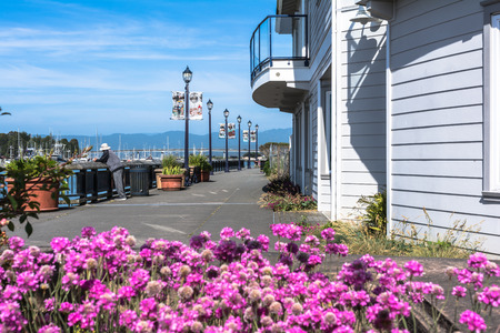 Eureka Boardwalk, California