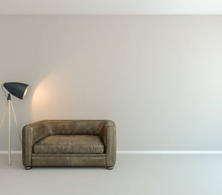 no people: Wall art background, place your creative on this wall. Stock Photo