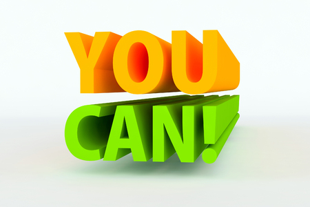 tu puedes: motivational messages - you can