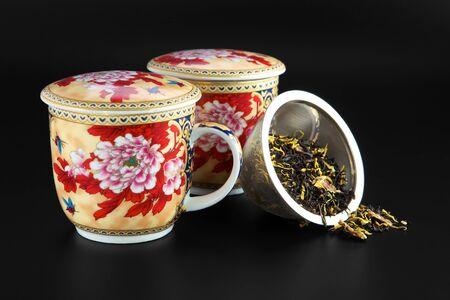tea breaks: Cups